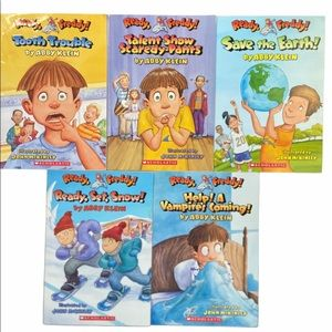 Get Ready For Freddy Kids Chapter Books Bundle